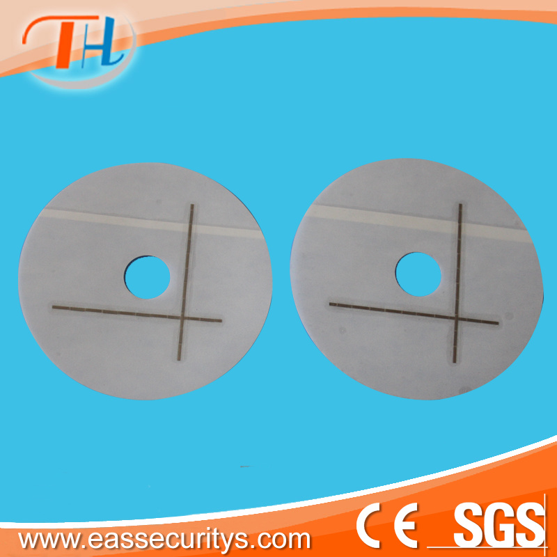 Em Security Strip for CD/DVD Disc