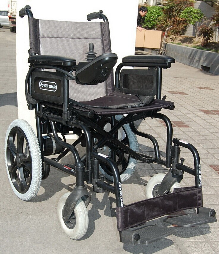 The High Quality of Electric Wheelchair