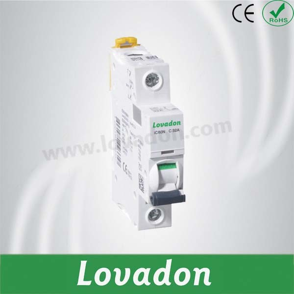 Good Quality IC60n Series Miniature Circuit Breaker