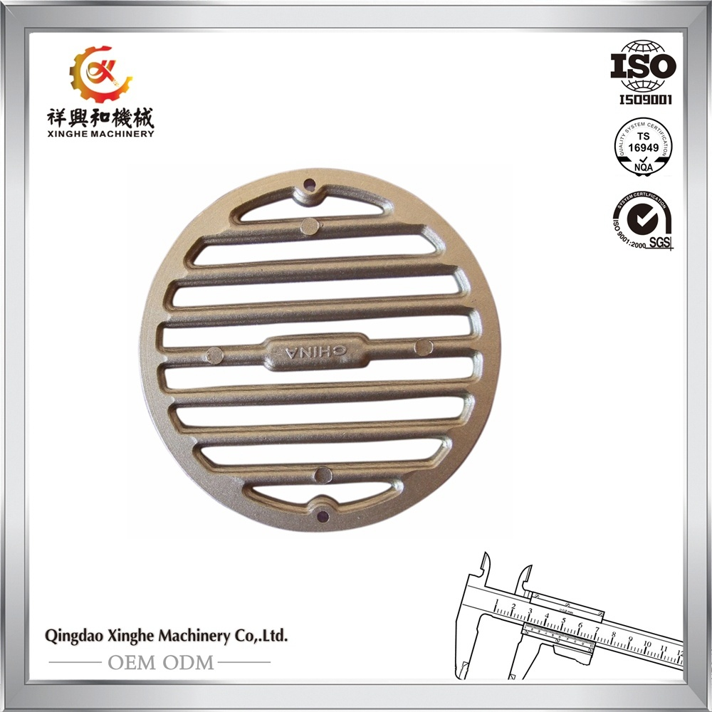 Chrome Plated Parts Aluminum Die Casting Copper Die Casting Manufacturering