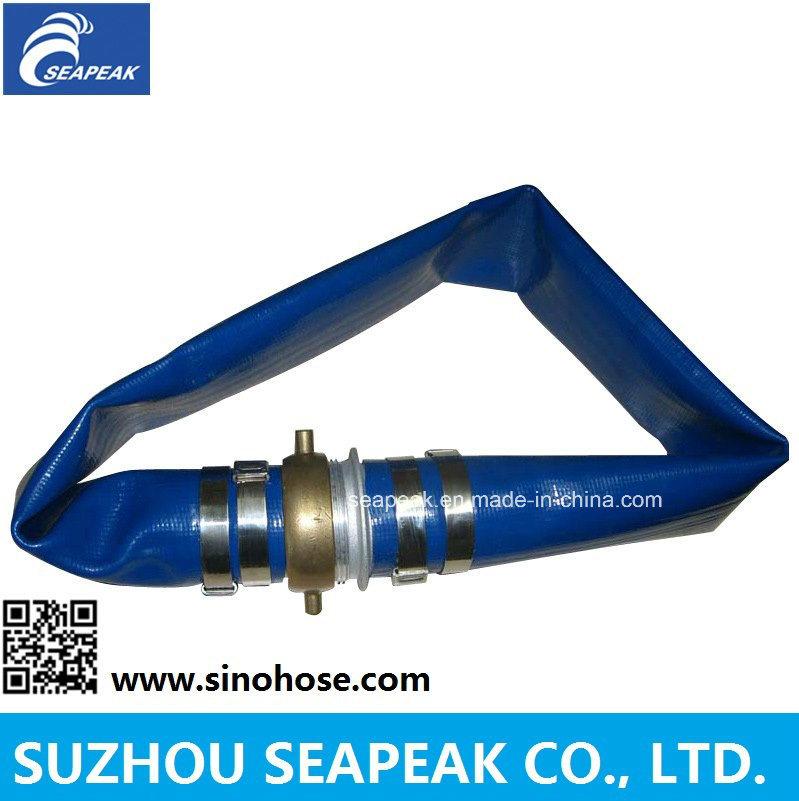 PVC Layflat Hose Assembly-Pin Lug
