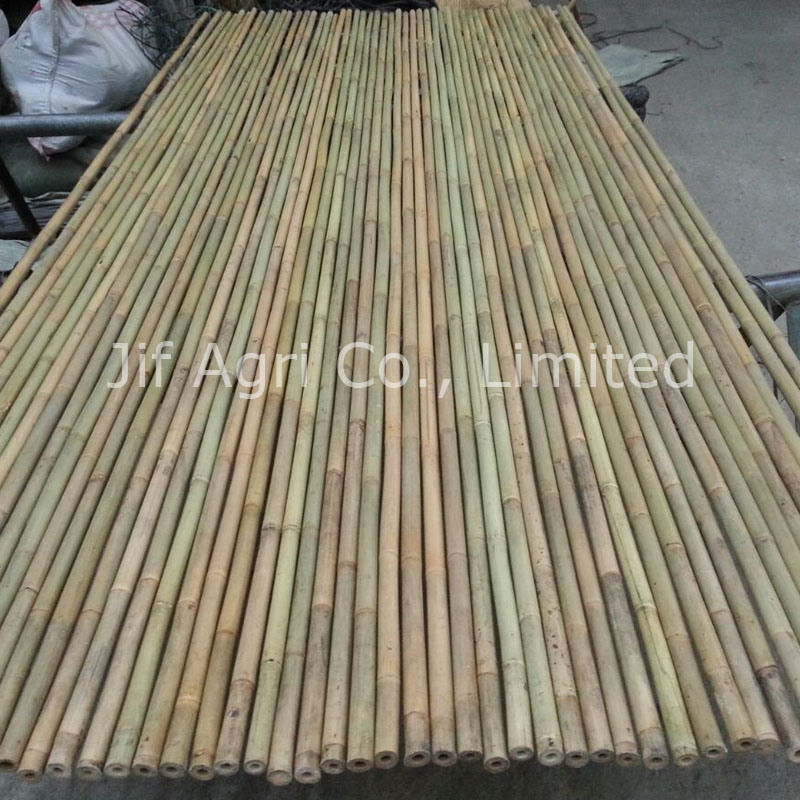 Natural Bamboo by Plastic for Agriculture Usage