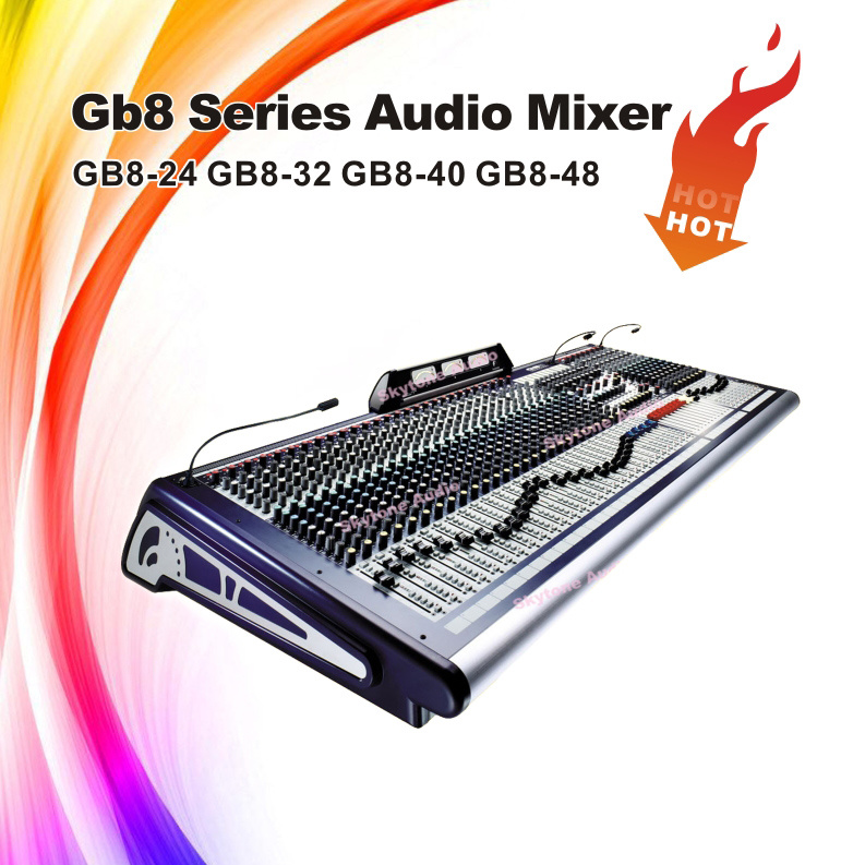 china soundcraft gb8 32 style digital mixer photos pictures made in. Black Bedroom Furniture Sets. Home Design Ideas