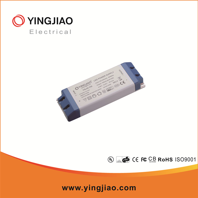40W 12V/24V Constant Voltage LED Adapter