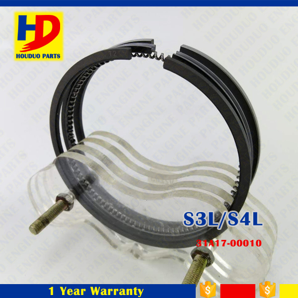 S3l S4l Engine Piston Ring for Mitsubishi Forklift Parts (31A17-00010)