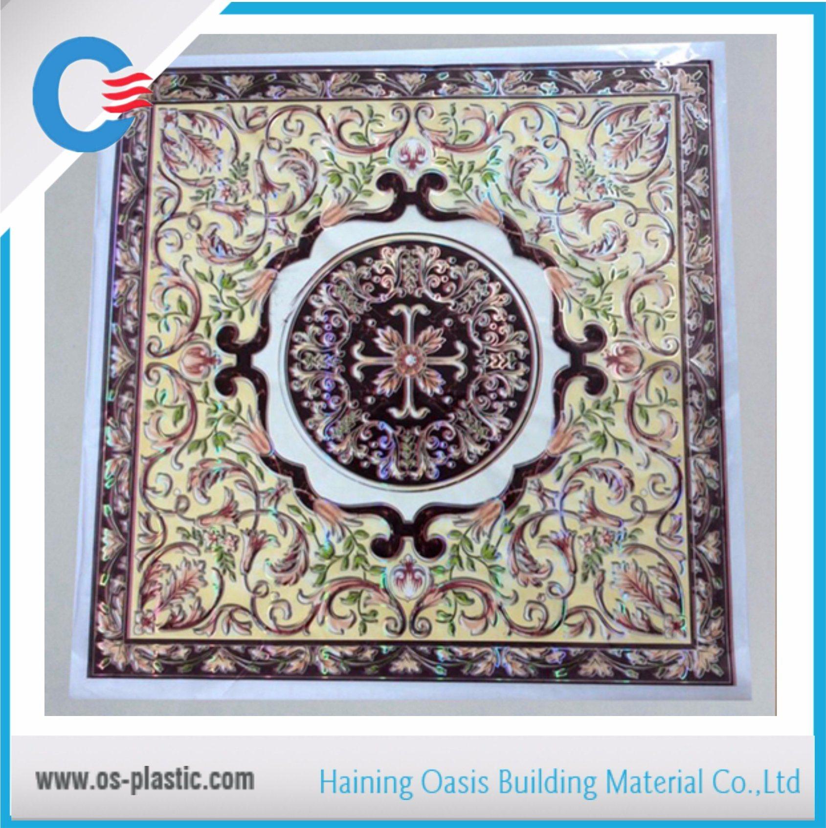 Cheap PVC Ceiling Tiles