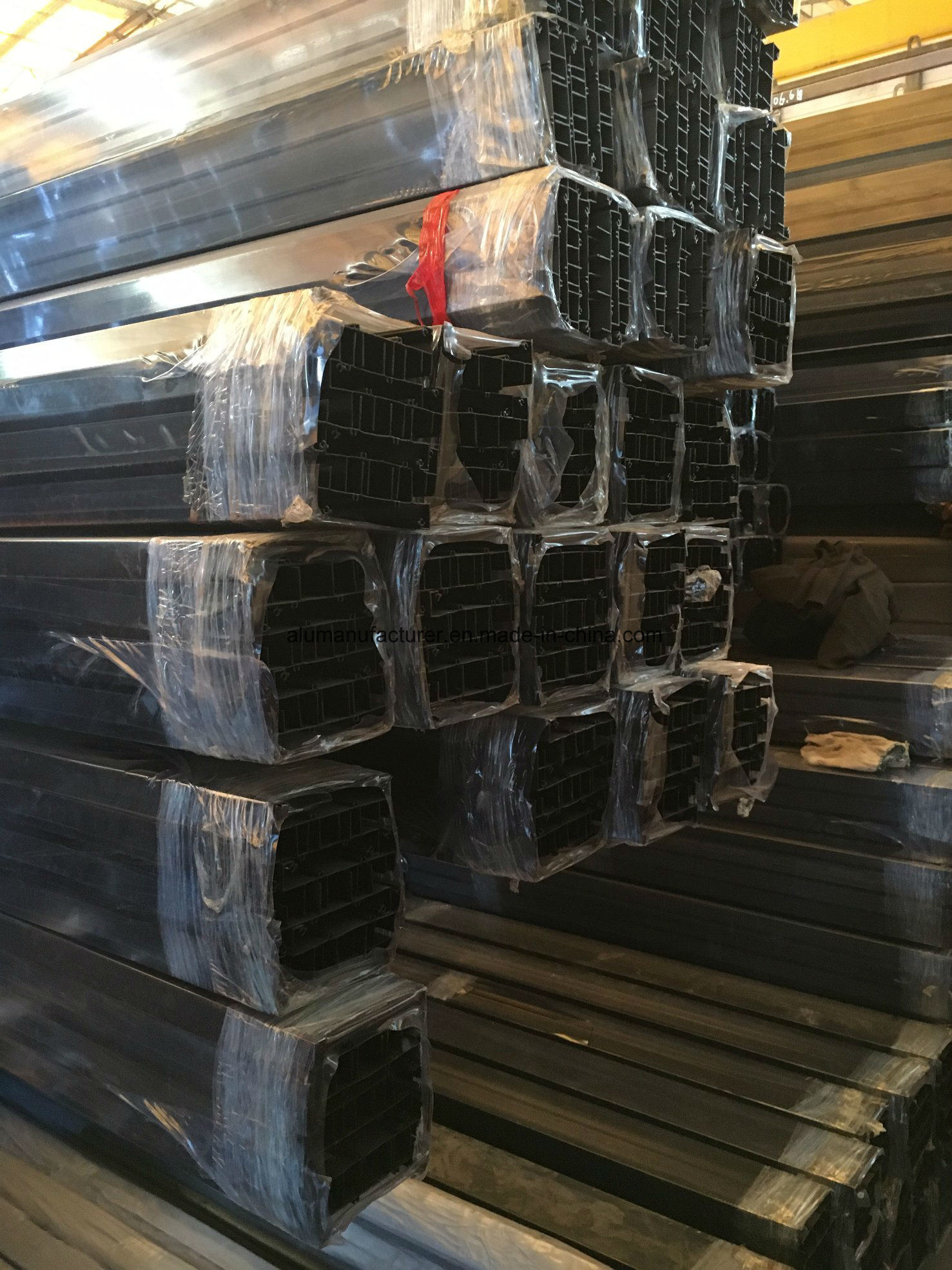 Thailand Aluminum Alloy Extrusion Profile for Door and Window (03 Series)
