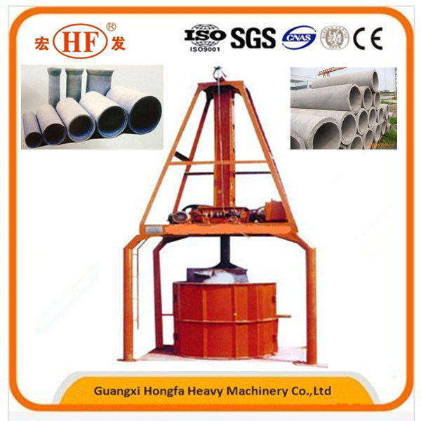 Automatic Hf V Hf Vertical Extruding Concrete Pipe-Making Machine
