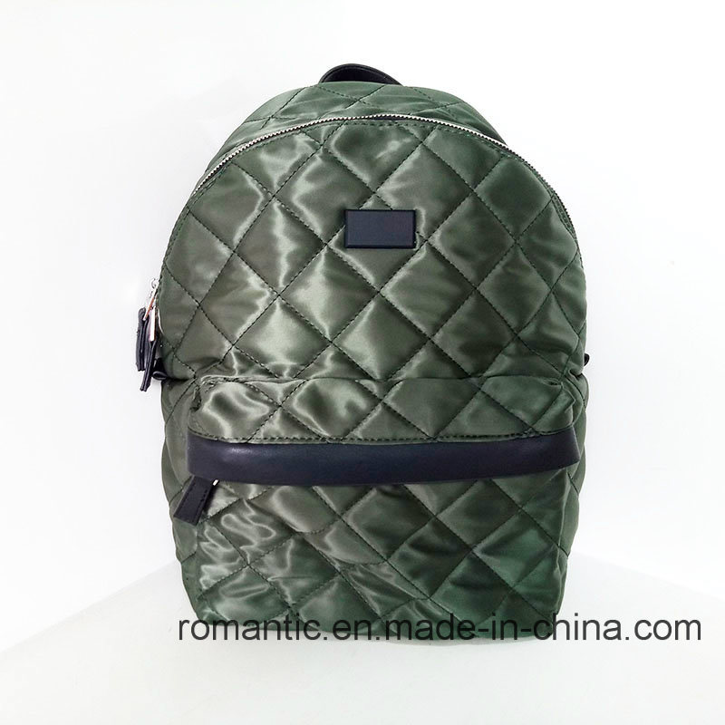 New Design Ladies Nylon Backpack Popular Style Travel Bag (NMDK-032301)