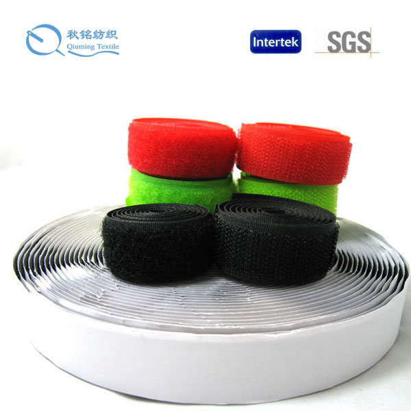 Wholesale Nylon or Polyester adhesive Velcro