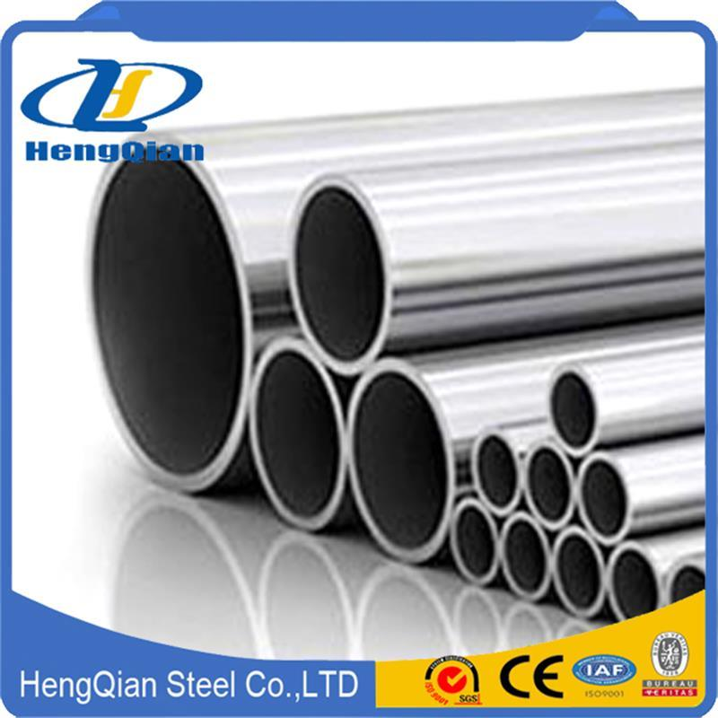 Ss304 316 Stainless Steel Pipe with Ce ISO Certificate