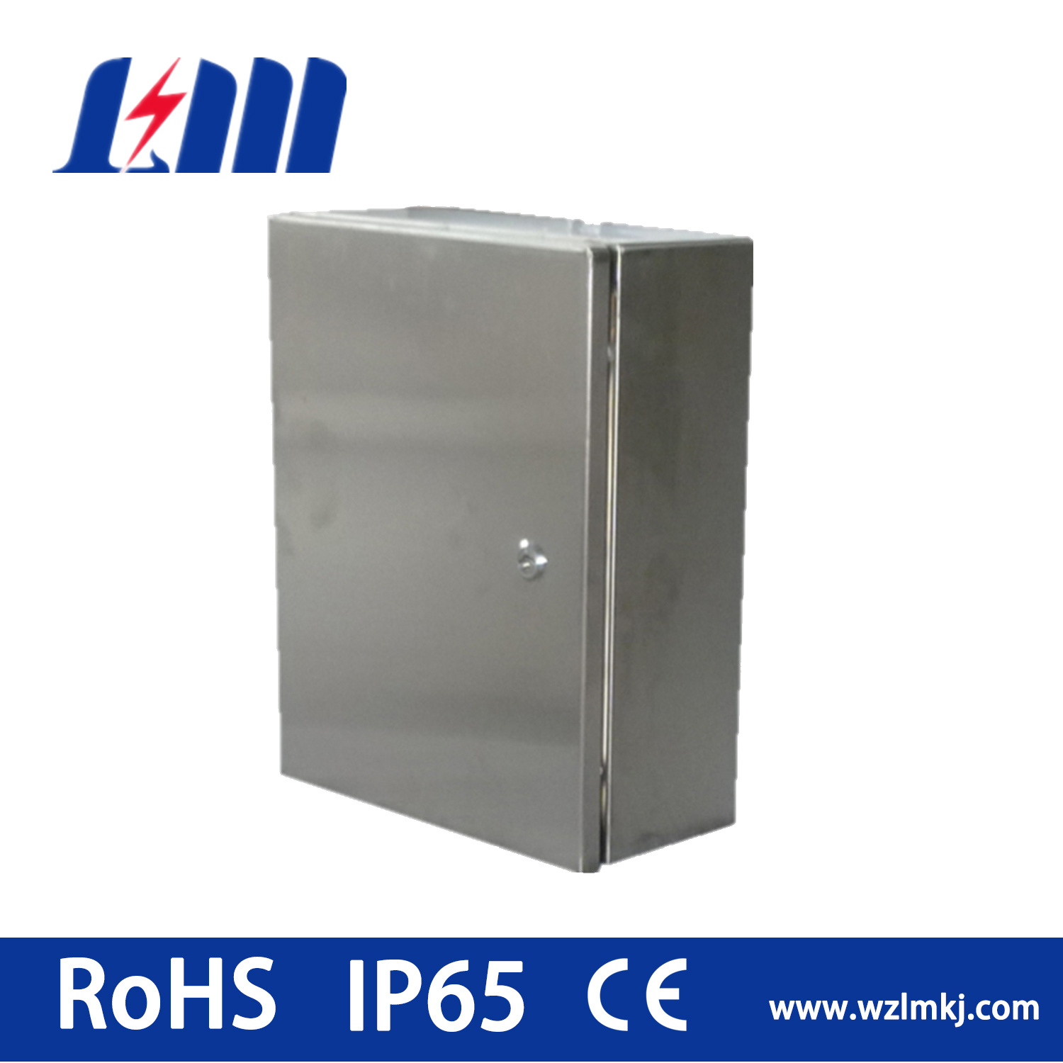 Stainless Steel 304 Enclosure (400x300x200mm)