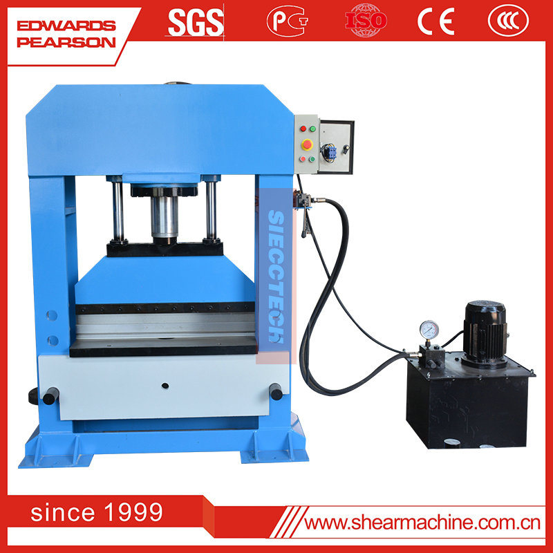 Siecctech Ysie32 Heavy 1000t Four-Column Hydraulic Press Machine (YSIE32-1000TON)