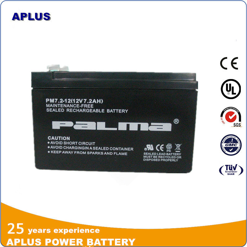 Excellent Performance 12V VRLA Batteries for Electronic Equipment