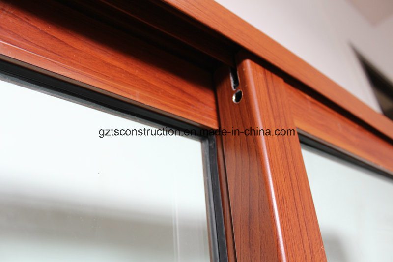 Quick Installation, Easy Joint and Saving Labor Costs Aluminium Sliding Window