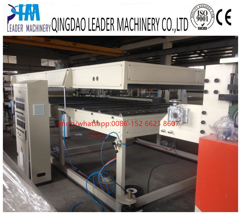 Polycarbonate Sunshine Panel Extrusion Line