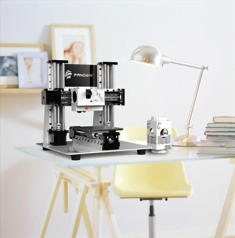 Three-in-One Assemble Funny Metal 3D Printer for Education and Toy