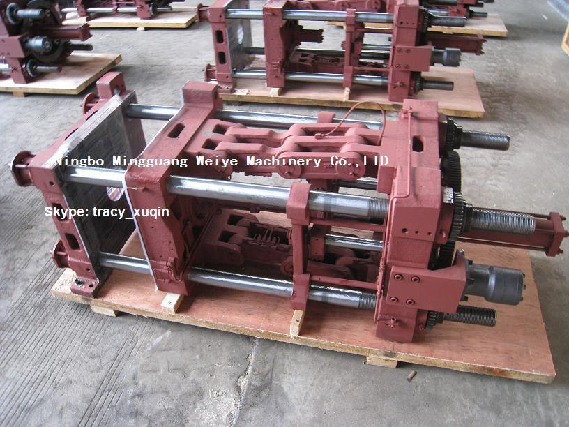 Injection and Clamping Machine Parts