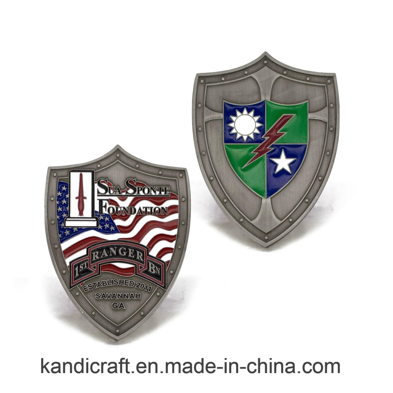 Promotion China Custom Award Gold Souvenir Coin