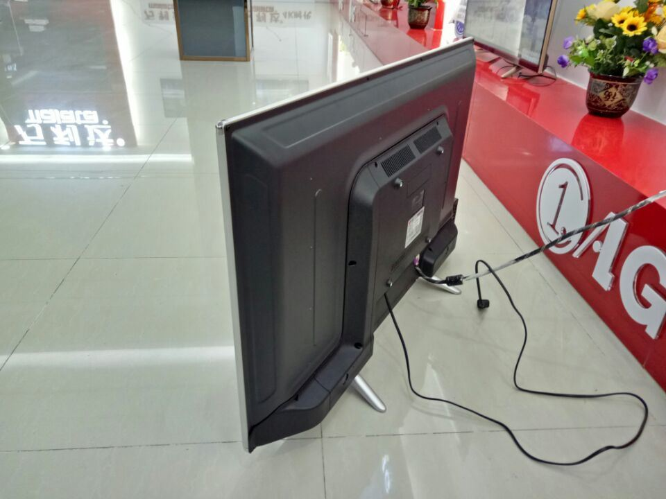 "32"" Smart Digital FHD Slim LED TV with DVB-T2"
