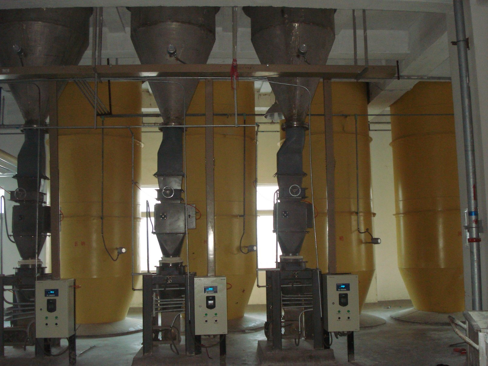 EPC Supplier of Medium-Sized Spraying Drying Process Washing Powder Plant