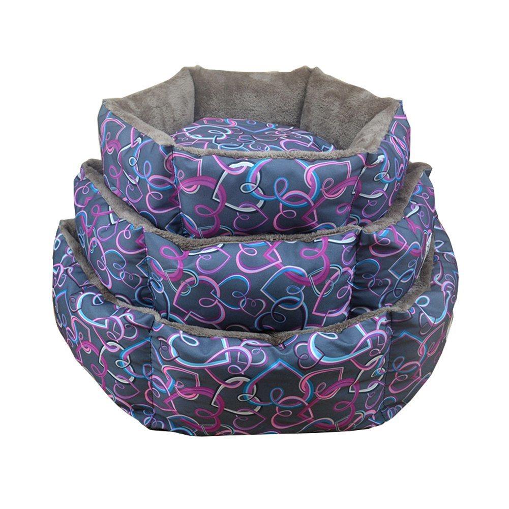 Heart-Shaped Waterproof Dog Bed Durable Waterproof Dog Bed