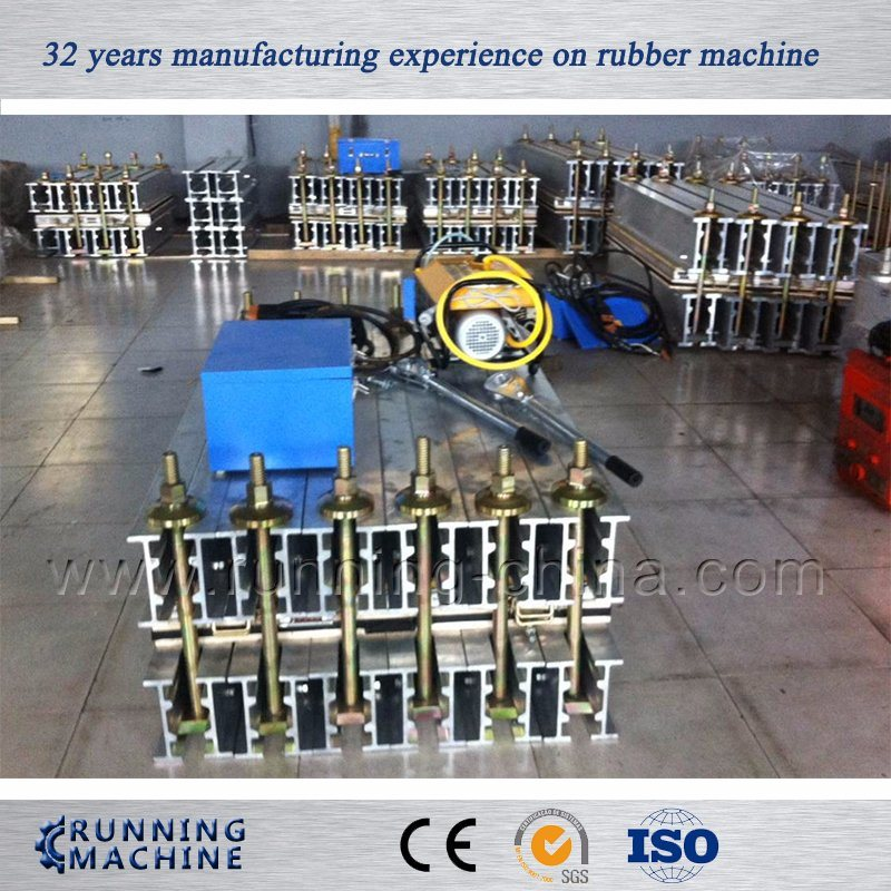 Steel Cord Splicing Vulcanizing Machine with ISO/Ce/SGS