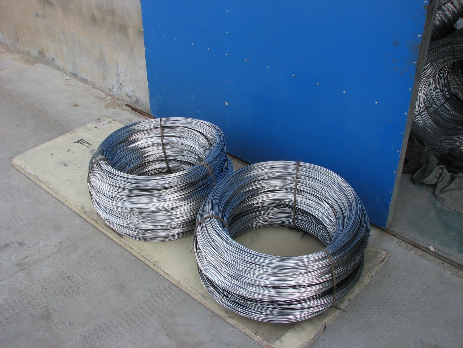 5050 Aluminum Wire Rod with Factory Price