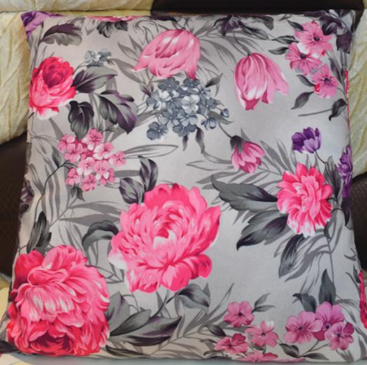 Fresh Cotton Pillow for Sofa Decorative Cushion EDM0217