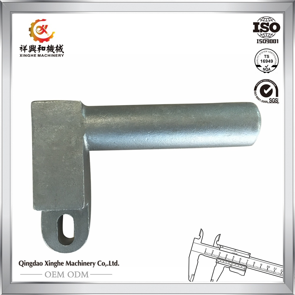 Steel Pivot Arm Steel Investment Casting Control Arm