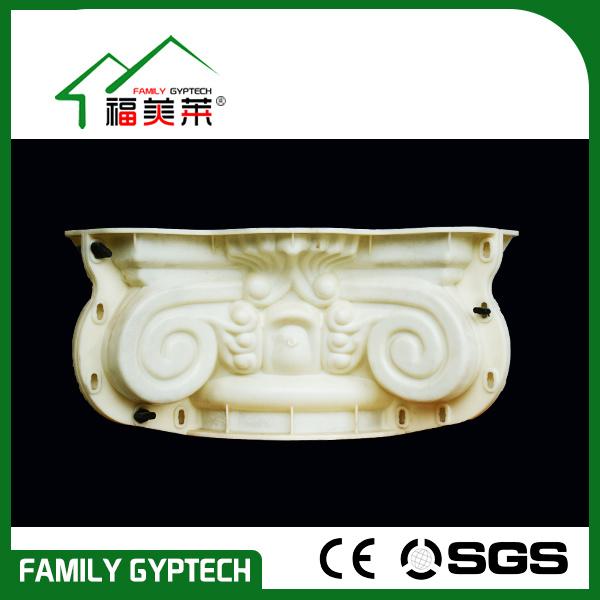 Column Moulding for European Designs Exterior and Interior Decorations