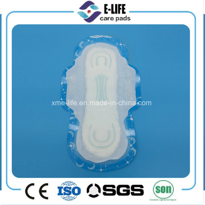 Competive Price Leakproof Breathable Women Sanitary Towel Manufacturer