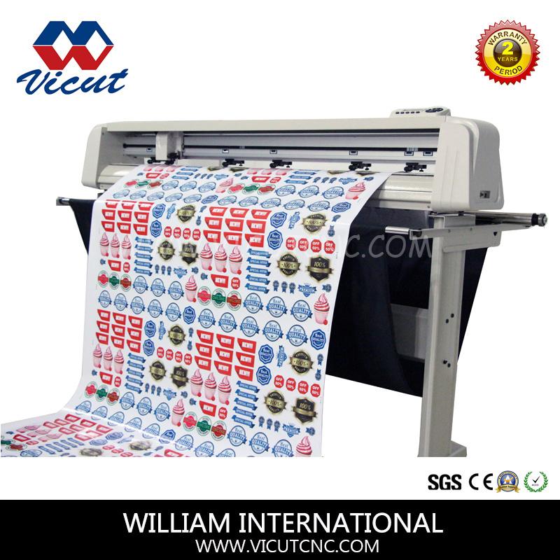 """53"""" Sticker Cutting Plotter Vinyl CNC Cutter (VCT-1350AS)"""