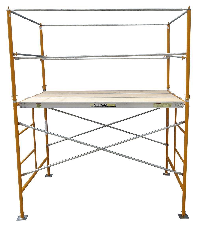Mobile Portable Ladder Frame U Frame Scaffolding