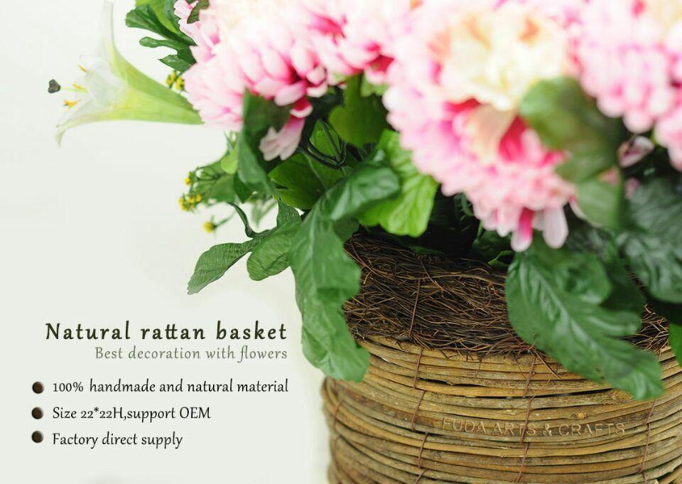 Best Seller in Europe Fuda Garden Basket