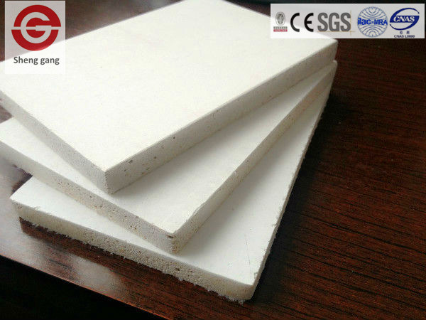 Non-Asbestos MGO Board Fireproof Floor Materials