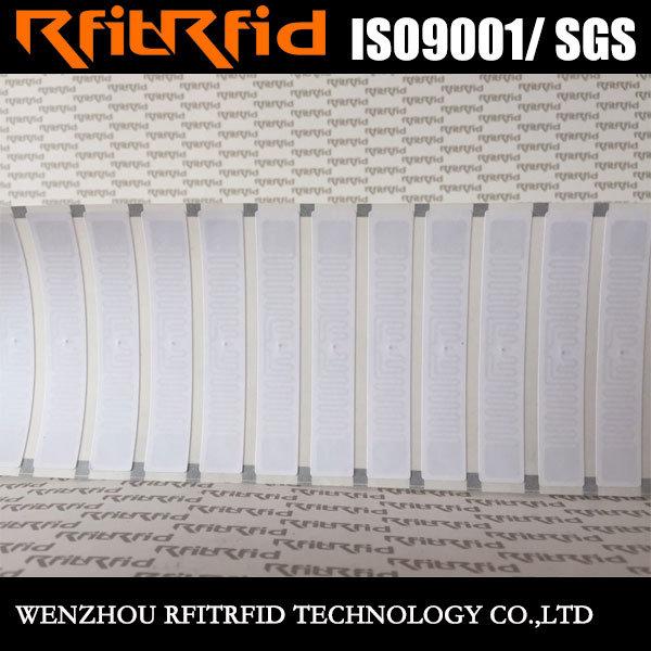 UHF/ 860-960MHz Passive Temper Proof Inventory RFID Label