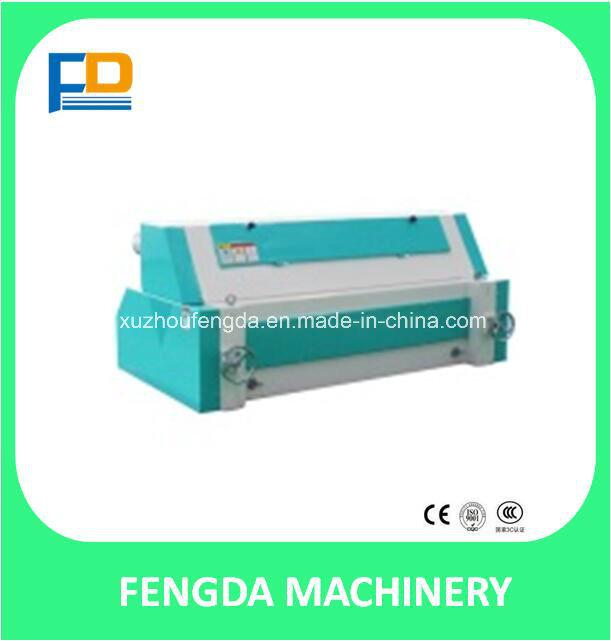 Three Rolls Crusher (SSLG15X80) for Feed Processing Machine
