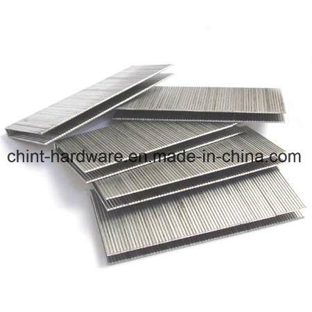 Galvanized Steel Strip Brad Nails (ST Nails) for Pneumatic Guns