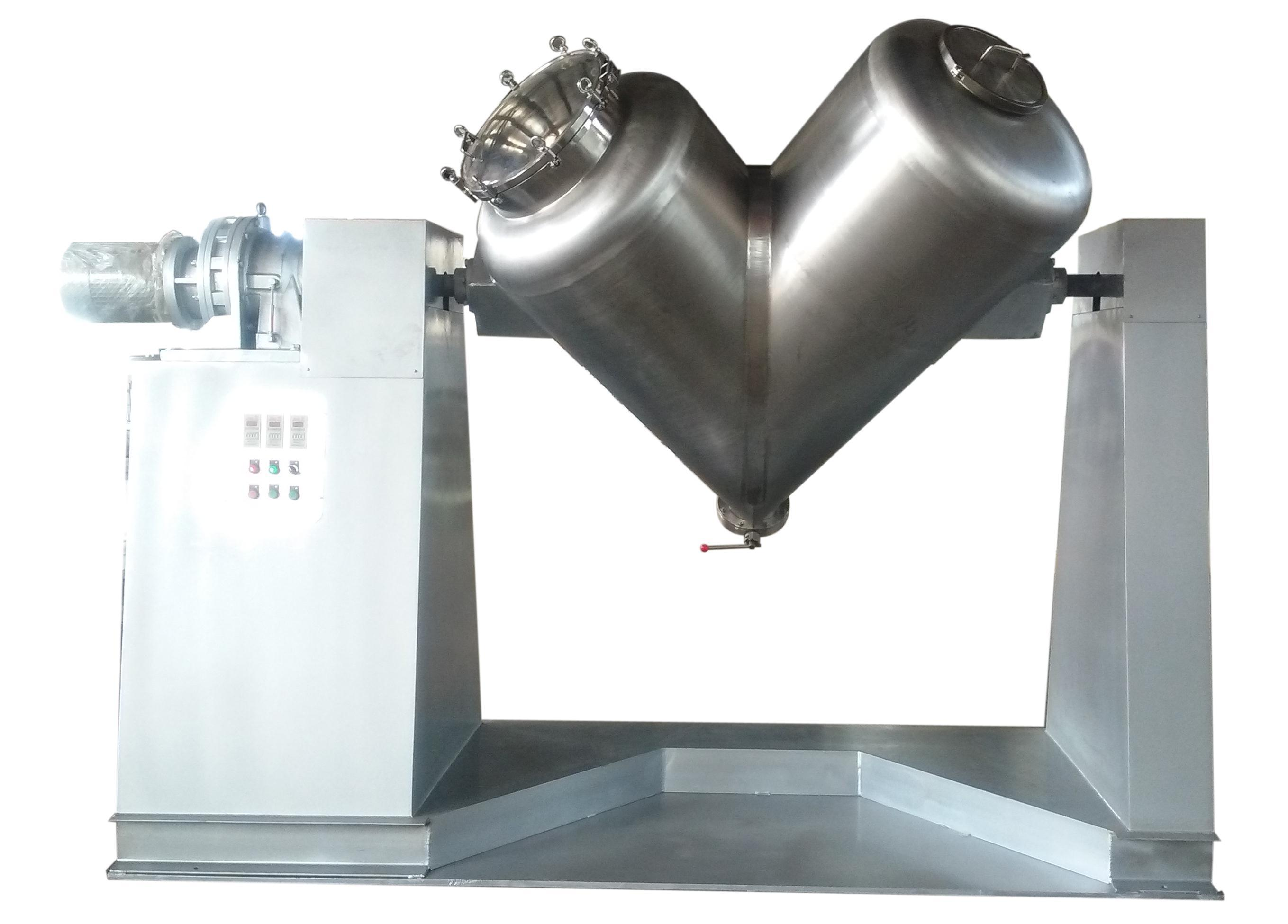 Powder Coating/Paint Producing/Manufacturing/Production/Making High Speed Pre/Double Cone/Container Mixer