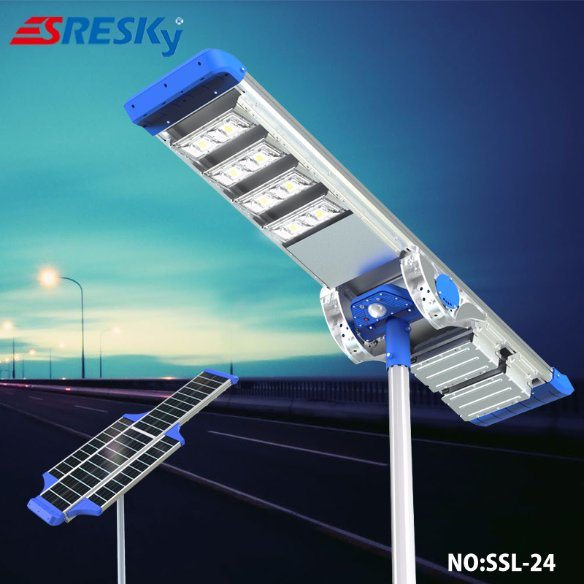 Factory Hot Sales 40W Solar Light Street LED Lamp of Bottom Price