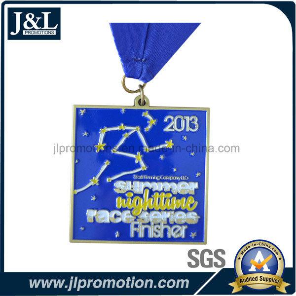 Customer Design Marathon Event Medal at High Quality