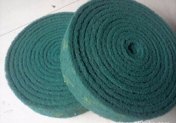 Excellent Quality Customized Sponge Scourer Pad for Cleaning in Colorful