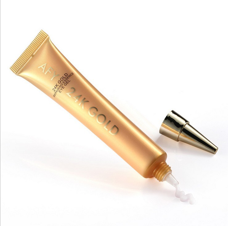 Afy 24k Gold Remove Dark Circles Anti-Aging Anti-Wrinkle Eye Serum Eye Cream Eye Essence