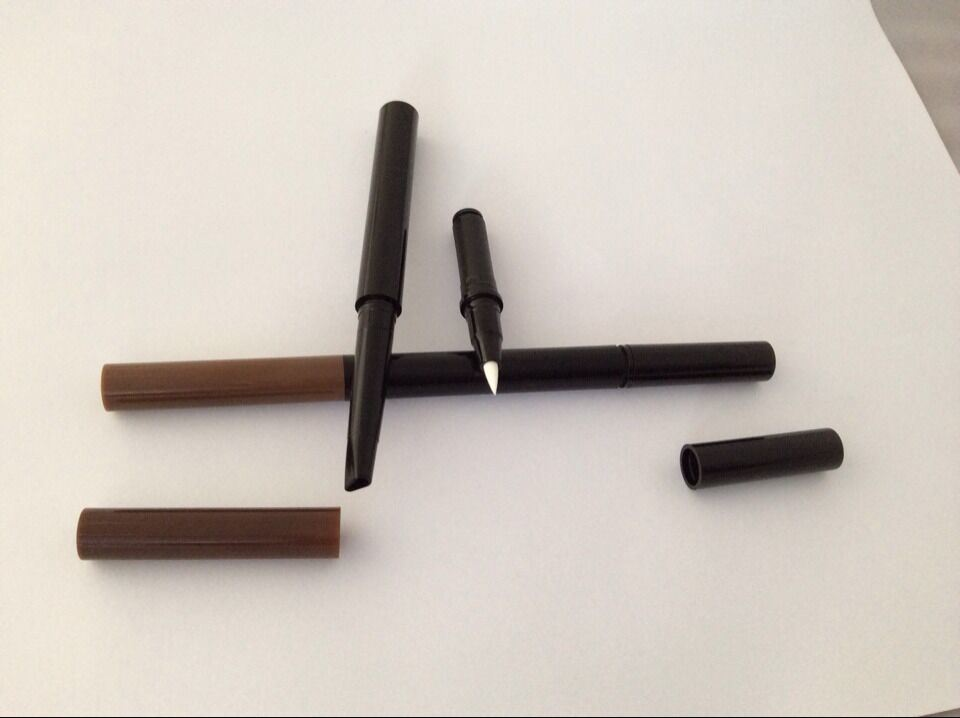 Double Liquid Eyeliner & Automatic Eyebrow Pencil Packaging