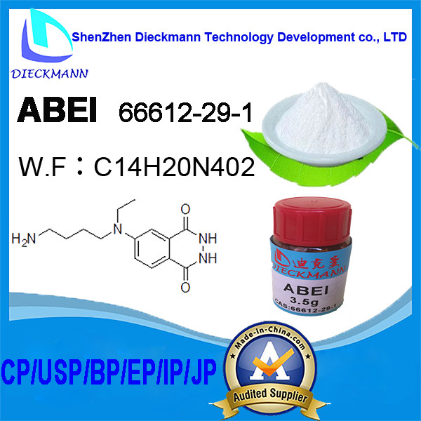 ABEI CAS No 66612-29-1 Chemiluminescence
