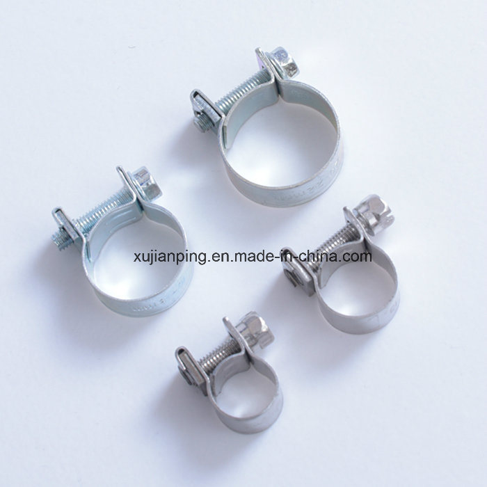 Stainless Steel Mini Hose Clamp