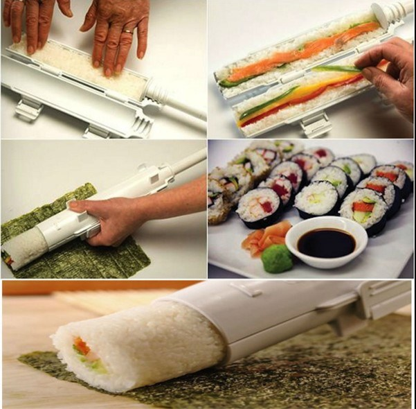 Dishwasher Safe Food Grade Sushi Roll Sushi Rice Mold