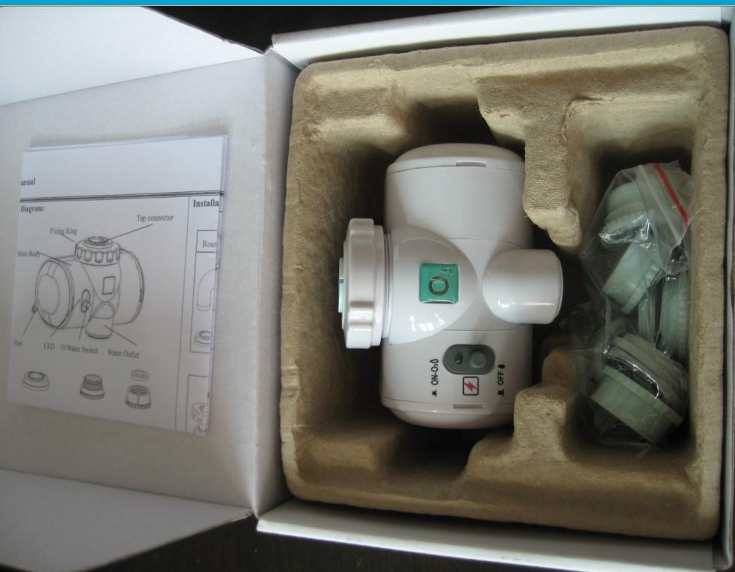 Hydropower Ozone Generator Water Purifier (SW-1000)