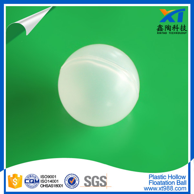 White PP Plastic Hollow Floatation Ball